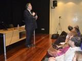 El Conde de Campohermoso ofrece en Jumilla una conferencia sobre masonería