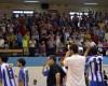 Montesinos engalana el Carlos García para el partido clave de la Liga contra el Playas de Castellón