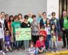 La comunidad estudiantil se manifiesta frente al Ayuntamiento contra los recortes y la LOMCE