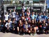 El Club Carrasco, en hombres, y el Universidad de Alicante, en mujeres, vencieron en el DuWhite de Jumilla