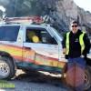 El Club Ocio y Aventura sumando su ayuda a la I Barbudo Trail