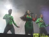 Más de 1.600 personas cantaron las canciones de Fangoria y Nancys Rubias