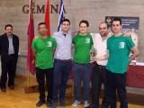Un total de 42 equipos se dan cita en el Campeonato Regional de Ajedrez, organizado por el Club Coimbra