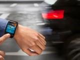 Nuevo prototipo de BMW manejado con un reloj