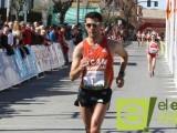 Exhibición de Miguel Ángel López en la prueba de 35 kilómetros del Campeonato Nacional de Marcha