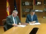 La Comunidad y el Ministerio de Fomento acuerdan el uso conjunto de servicios para mejorar las carreteras de la Región