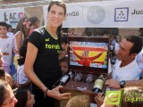 Ruth Beitia conquista otra medalla con nombre propio: Jumilla