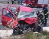 Nuevo accidente en la N-344, cerca de Yecla