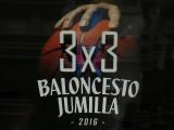Todo a punto para el 3×3 Baloncesto Jumilla