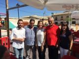 El Área de Pedanías del Partido Popular Local se reúne con los vecinos y su Alcalde Pedáneo de La Cañada del Trigo
