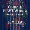 Programa de actos de la Feria y Fiestas 2016