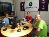 Tres vecinos de La Torre del Rico contaban todo sobre sus fiestas en Antena Joven