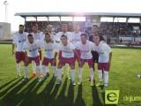 El FC Jumilla confía en lograr la victoria sobre la R. Balompédica Linense