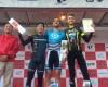 El ciclista jumillano, Salvi Guardiola, sube el Pódium en la Minami Uonoma disputada en Japón