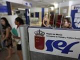 La Región de Murcia recibe 25.000 contratos más de los que salen a otras autonomías