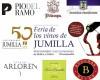 Los vinos de la D.O. Jumilla llenaron la Plaza del Teatro Romea
