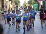 Gran victoria de Ángela Carrión y terceros puestos para Claudia Pardo, Fátima Hernández y José Luís González en la Carrera Popular Ciudad de Yecla.
