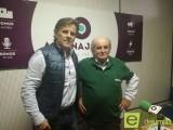 """Pascual Carrión, tercer invitado al programa  """"Jumilla es Asi"""" de Antena Joven"""
