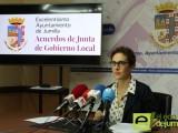 La Junta de Gobierno aprueba los convenios con el CFS Jumilla, Escuela de Fútbol y Athletic Club