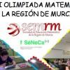 LLega al IES Infanta Elena la fase comarcal de la Olimpiada Matemática de la Región de Murcia