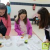 Los niños cocinaron 'Sonrisas Saludables' con la concursante de Masterchef, Mireira Ruiz