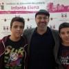 """Dos alumnos del IES Infanta Elena finalista del concurso """"Rétame y Aprendo"""""""