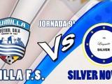 Este sábado el F.S. Jumilla recibe en casa al Silver Novanca