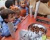 El colegio de Nuestra Señora de la Asunción celebra la fiesta de la castaña