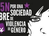IU Verdes Jumilla: 25N Día Internacional contra la Violencia Machista