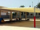 El Concejal Benito Santos solicita a través de una moción la creación de espacios de sombraje en los centros educativos