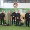 Ha sido presentada la nueva Unidad Canina de la Policía Local de Jumilla