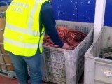 La Guardia Civil desmantela un grupo criminal dedicado al robo de cobre en Jumilla