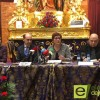 Emotiva presentación del libro de Semana Santa por parte de Seve González