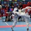Daniel Conesa se alza con el oro y Roque Gil con el bronce en sus categorías en el Campeonato de Taekwondo en Edad Escolar de Azuqueca de Henares