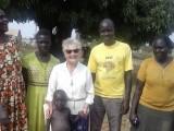El Grupo Misionero de Jumilla destinará la subvención concedida por el Ayuntamiento a un proyecto con niñas madres en Uganda