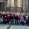 Alumnos del IES Arzobispo Lozano viajan a Murcia a una representación teatral en francés y a una visita a la Catedral