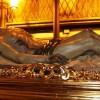 La Procesión del Santo Entierro en la noche del Viernes Santo con todo su misticismo