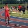 """Buena actuación de Martín Ortiz en los 400 metros lisos del """"South Alabama Invintational"""""""