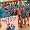 El Club Natación Jumilla presente en el Campeonato Regional Open Máster y en la  XVIII Travesía Solidaria Santa Faz