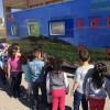 'Cucha y la patrulla selectiva' están visitando los colegios para enseñar los secretos del reciclaje