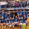 Los infantiles de la Escuela Fútbol Sala Campeones de Liga