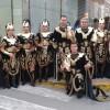 La Asociación de Moros y Cristianos participa en los desfiles de Abanilla y Caravaca de la Cruz