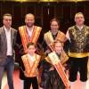 Los Vendimiadores Mayores e Infantiles recogen el testigo para representar la Fiesta de la Vendimia