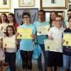 La cofradía de la Virgen de la Asunción entrega los premios de la II edición del Concurso de dibujos y poemas 'Mi patrona la Virgen de la Asunción'