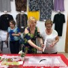 El Centro de Personas Mayores de Jumilla expone los trabajos de bolillos, confección, manualidades, esparto y cerámica de sus asociados