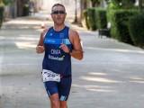 El tritaleta jumillano Antonio Oma termina tercero de su categoría en el Triatlón de Caudete