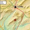De nuevo esta madruga se ha registrado otro movimiento sísmico en Jumilla