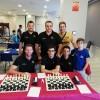Participación de Alejandro Castellanos en el Campeonato de España Absoluto