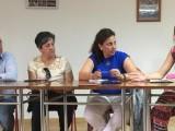 Carmen Sandoval visita la pedanía de la Torre del Rico para recoger propuestas para fijar los objetivos del nuevo Programa de Desarrollo Rural de la Comunidad Autónoma