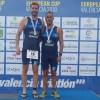 Robert Jiménez Hammond y Antonio Oma con buenas sensaciones en el  'Valencia Triatlón 2018'